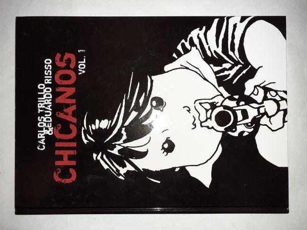 Chicanos 1 Libellus HC